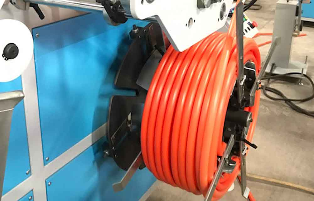pipe application pe steel wire pipe