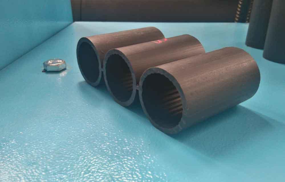 telecom pipe application