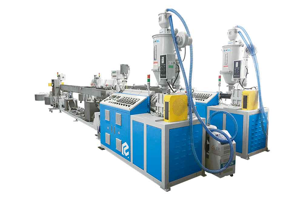tube hose extrusion machine line