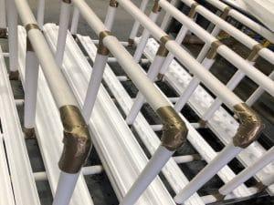 PS Foam Ceiling Gasket Machine Line