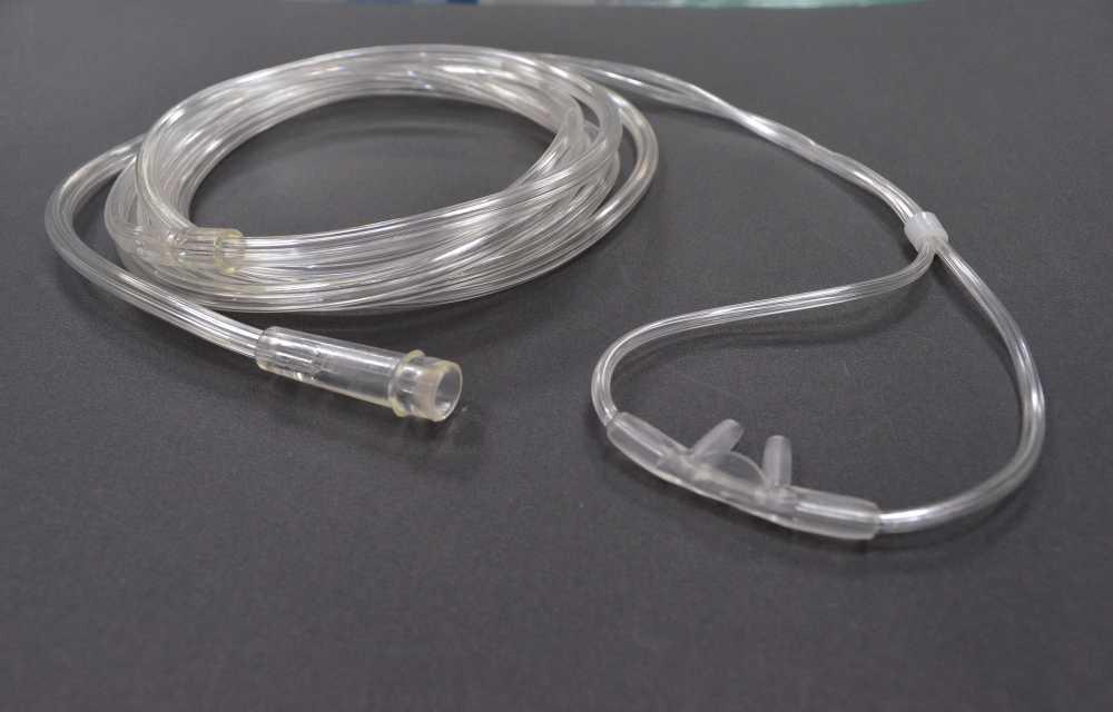 oxygen medical tube application