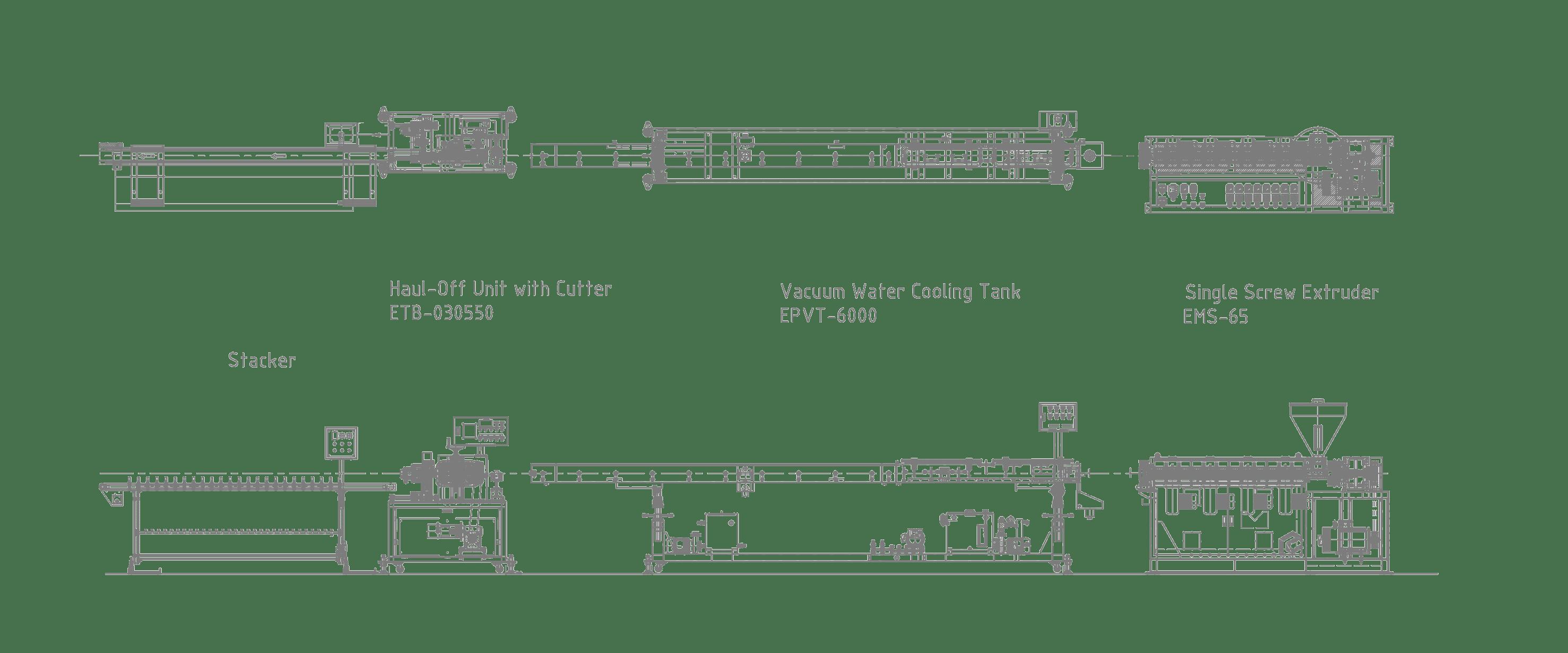 oxygen medical tube machine line