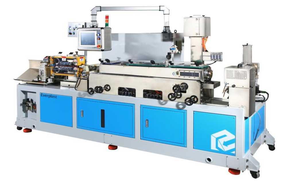 precision multi cavity tube machine line