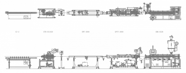 pu tube application