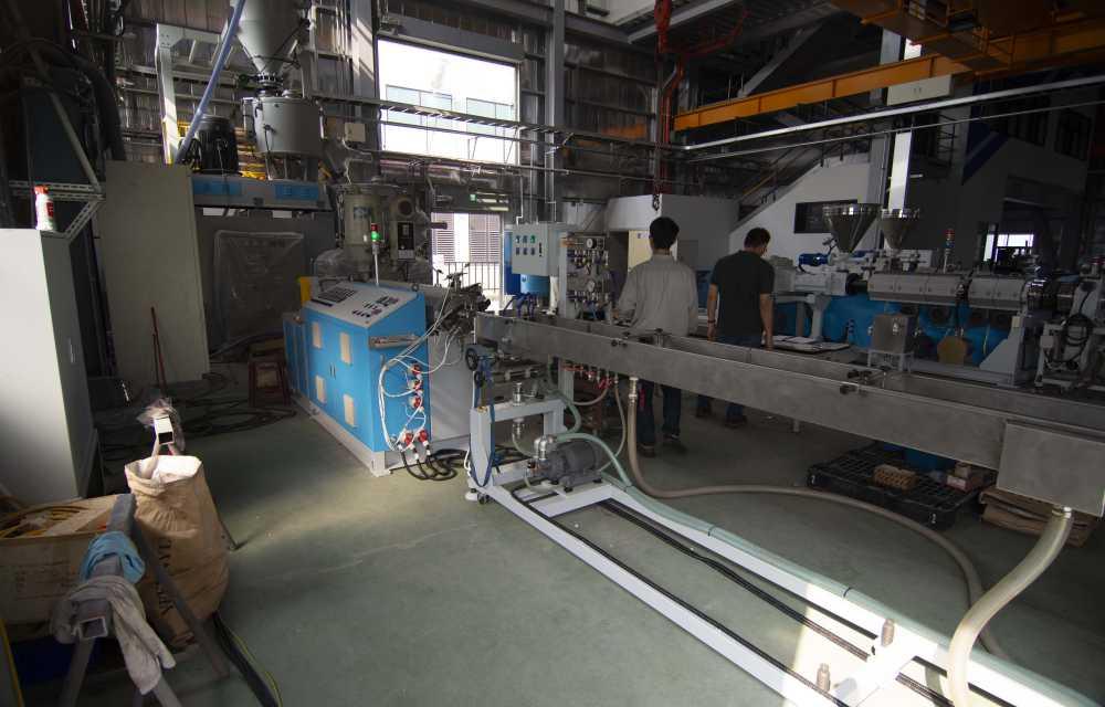 PVC Windows Frame Gasket machine line