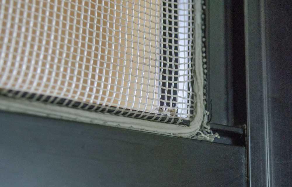PVC Windows Frame Gaske applicationt