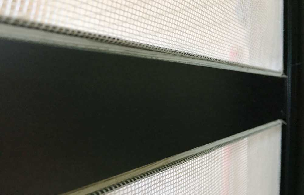 PVC Windows Frame Gasket application