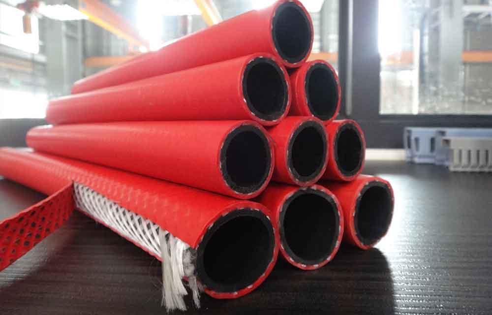 reinforced hose application