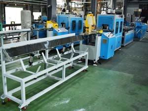 PVC Trunking Line