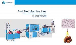 Fruit Net Machine Line
