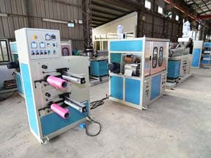 Fruit Net Machine Line