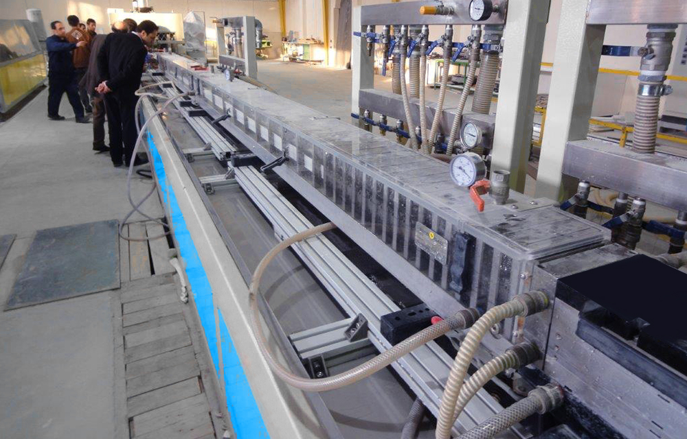Window_frame_Extrusion Machine Line