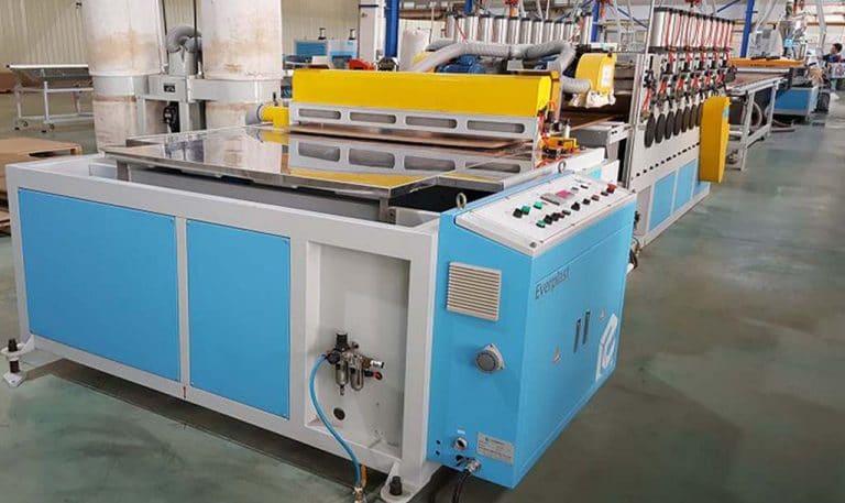 WPC Foam Board Machine Line