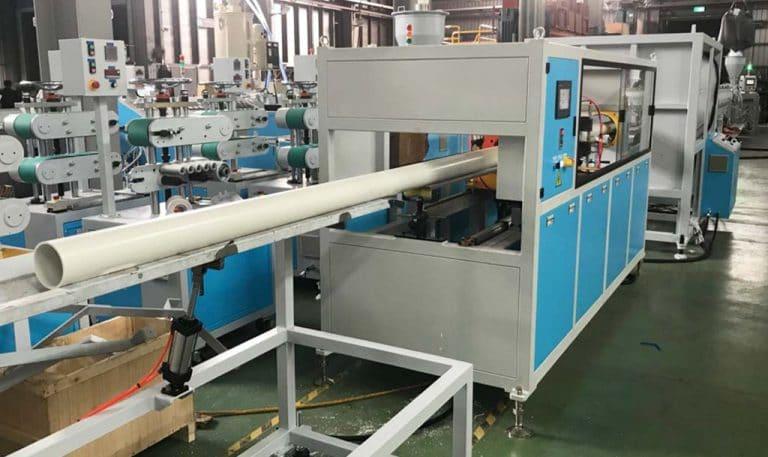 PVC Pipe Machine Line