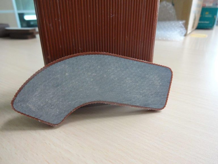 廢棄木屑回收製成PE PP 塑木 (1)