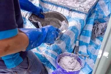廢棄爐渣回收水泥漿體列印 (8)