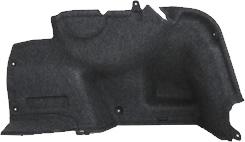 廢棄PET布加PP 製成汽車行李箱墊 (9)