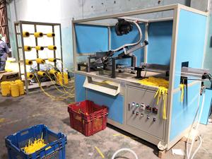 Net Bottom Sealing Machine